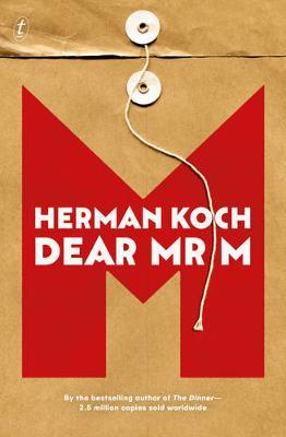Dear Mr M book