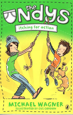 Itching for Action by Michael Wagner