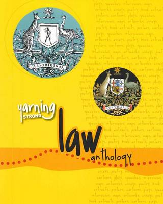 Yarning Strong Law Anthology by