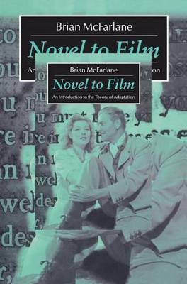 Novel to Film by Brian McFarlane