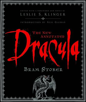 New Annotated Dracula book