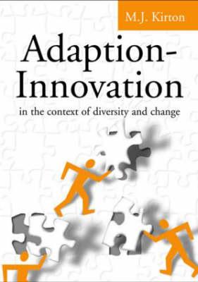 Adaption-Innovation book