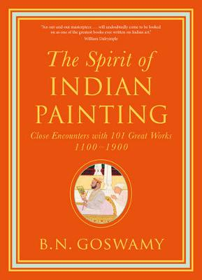 Spirit of Indian Painting book