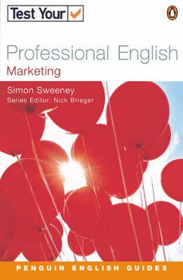 Test Your Professional English NE Marketing by Simon Sweeney