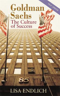Goldman Sachs book
