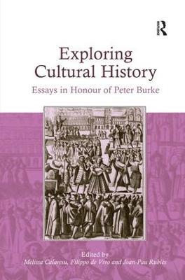 Exploring Cultural History by Melissa Calaresu