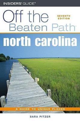North Carolina Off the Beaten Path book