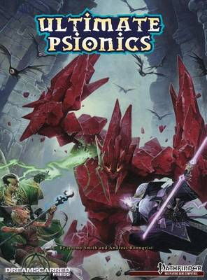 Ultimate Psionics by Jeremy Smith
