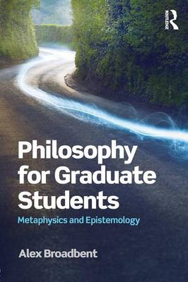 Philosophy for Graduate Students book