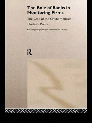 Role of Banks in Monitoring Firms book