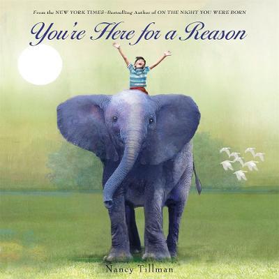 You're Here for a Reason by Nancy Tillman