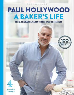 A Baker's Life by Paul Hollywood