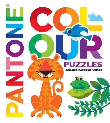 Pantone: Color Puzzles by Tad Carpenter