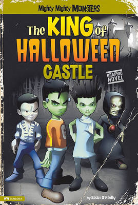 The King of Halloween Castle by Sean O'Reilly