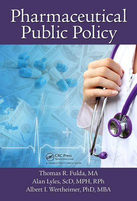 Pharmaceutical Public Policy book