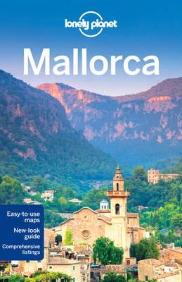 Lonely Planet Mallorca book