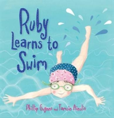 Ruby Learns to Swim book