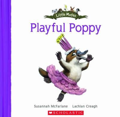 Playful Poppy by Susannah McFarlane