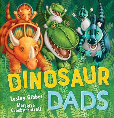 Dinosaur Dads book