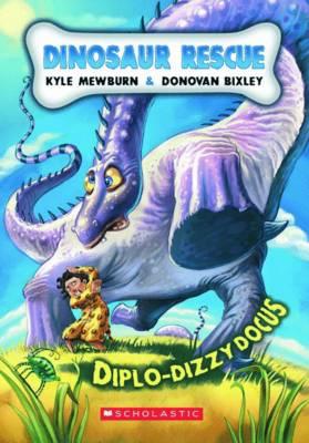 Diplo-dizzydocus by Kyle Mewburn