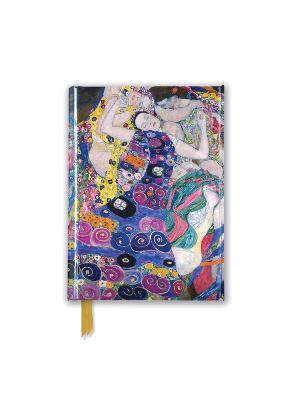 Gustav Klimt: The Virgin (Foiled Pocket Journal) by Flame Tree Studio