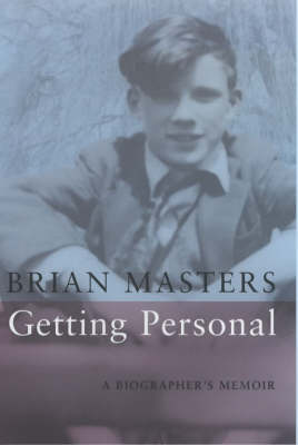 Getting Personal: A Biographer's Memoir book
