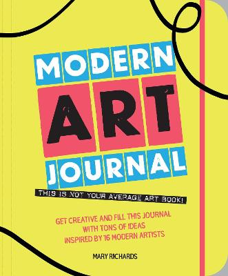 Modern Art Journal by Mary Richards