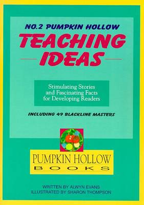 Teaching Ideas for Pumpkin Hollow Books No. 2 by Anne Davis
