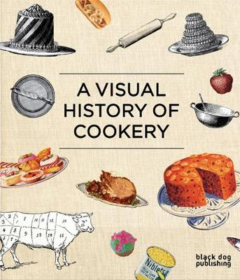 Visual History of Cookery book