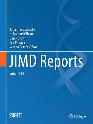 JIMD Reports, Volume 15 by Johannes Zschocke