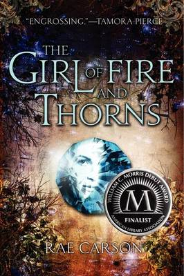 Girl of Fire and Thorns book