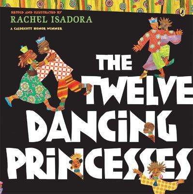 Twelve Dancing Princesses book