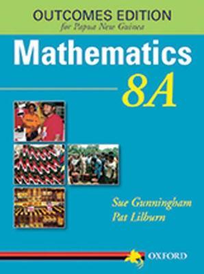 Papua New Guinea Mathematics 8A book