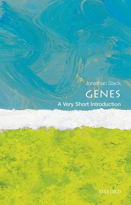 Genes: A Very Short Introduction by Jonathan Slack