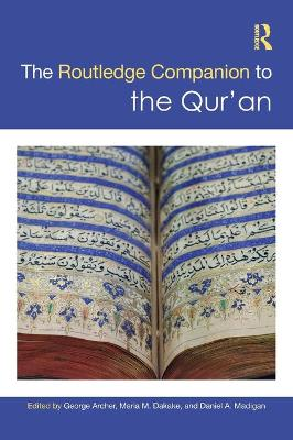 Routledge Companion to the Qur'an book