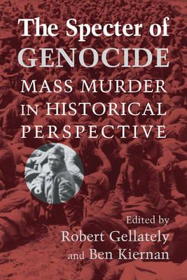 Specter of Genocide book