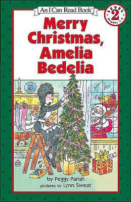 Merry Christmas, Amelia Bedelia book
