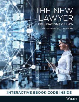 New Lawyer by Rachael Field