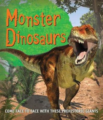 Fast Facts: Monster Dinosaurs by Kingfisher Books