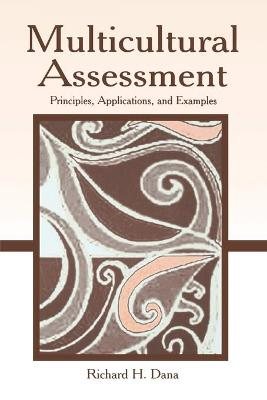 Multicultural Assessment book