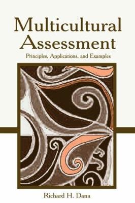 Multicultural Assessment book