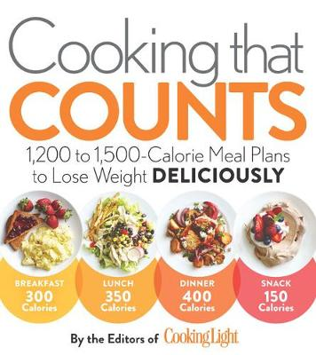 Cooking That Counts by Cooking Light Magazine