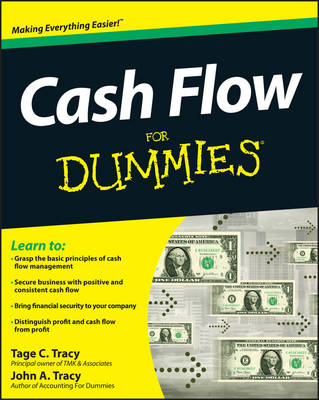 Cash Flow For Dummies by John A. Tracy