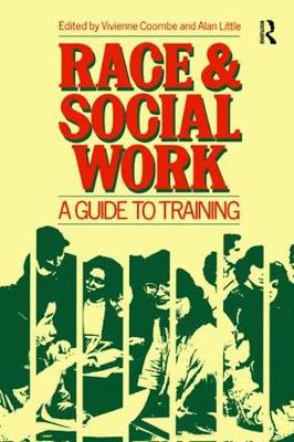 Race and Social Work book