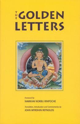Golden Letters by Chogyal Namkhai Norbu
