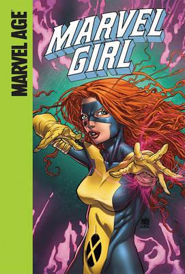 Marvel Girl by Joshua Hale Fialkov