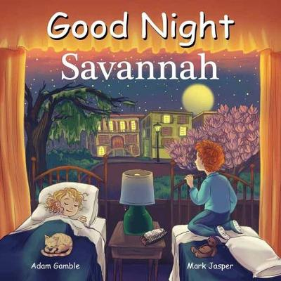 Good Night Savannah by Adam Gamble
