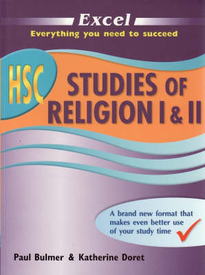 Studies of Religion I and II book