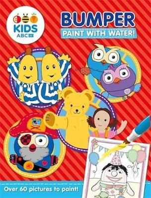 ABC Kids Bumper Paint with Water by ABC KIDS