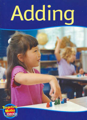 Adding Reader: Add to Ten by Katy Pike